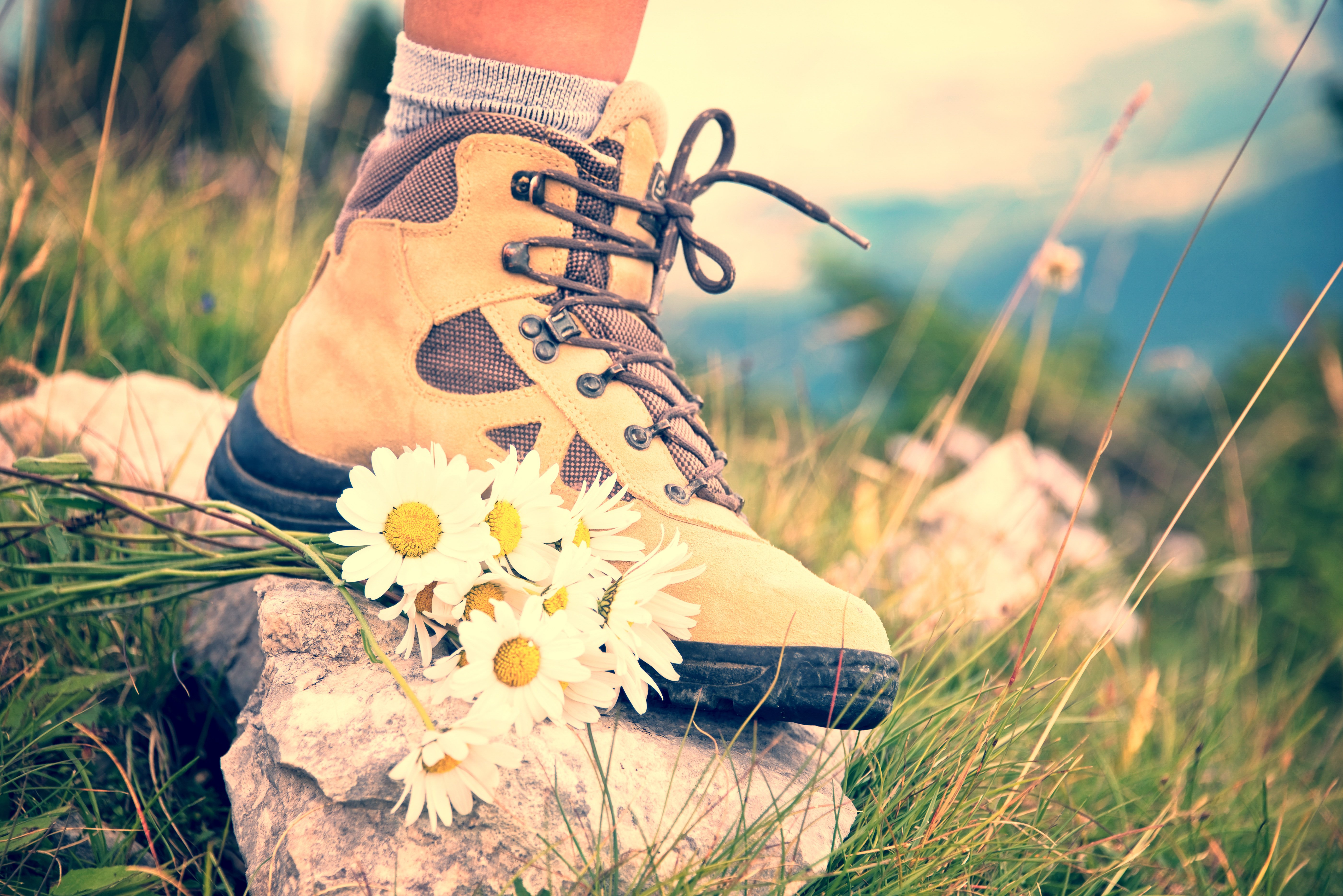 When to see a Podiatrist: Hiking Related Injuries