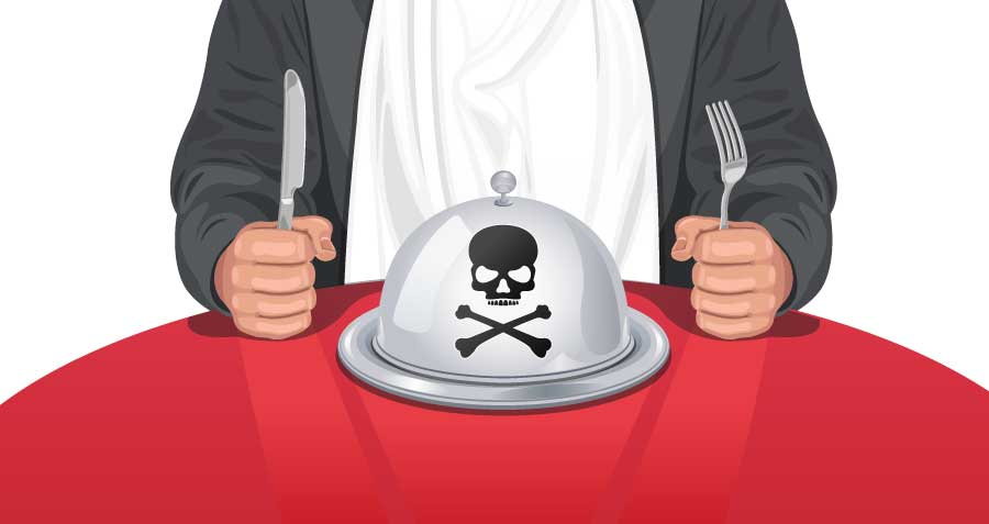 Ask Gastroenterology Experts: Food Poisoning