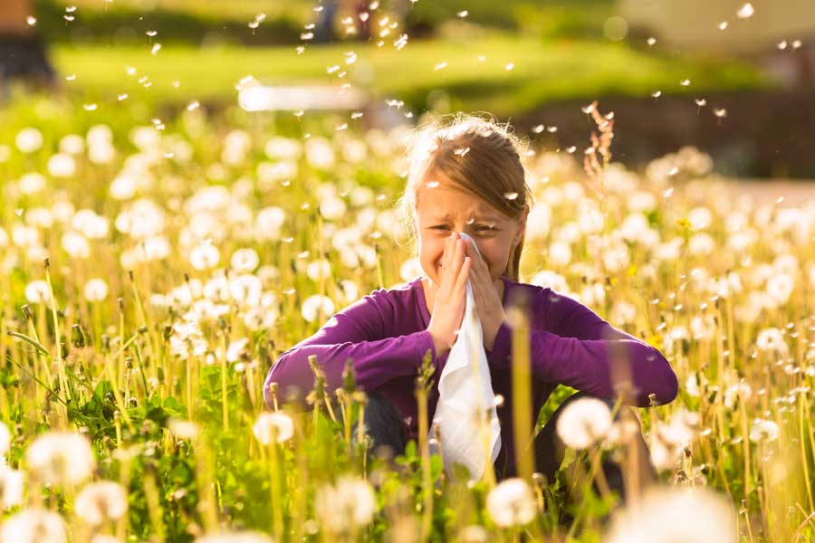 Tales from the Walk-In Clinic: Managing Allergies