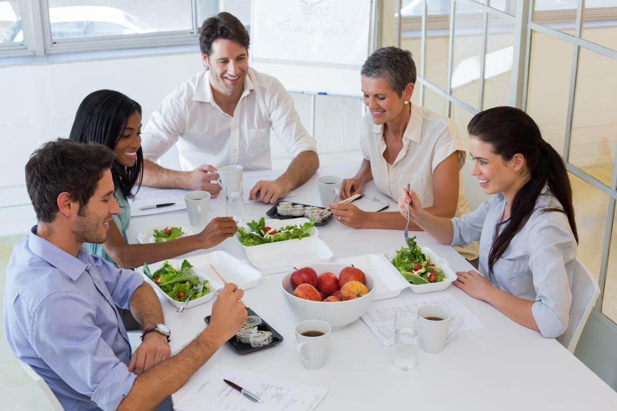 A Healthier Workplace
