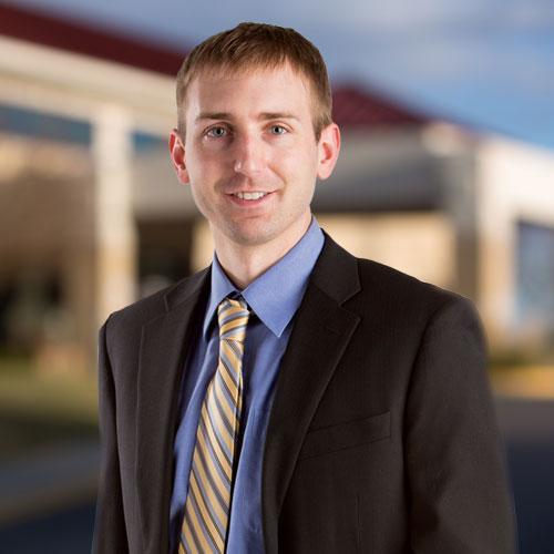Tyler Bwergstrom, MD