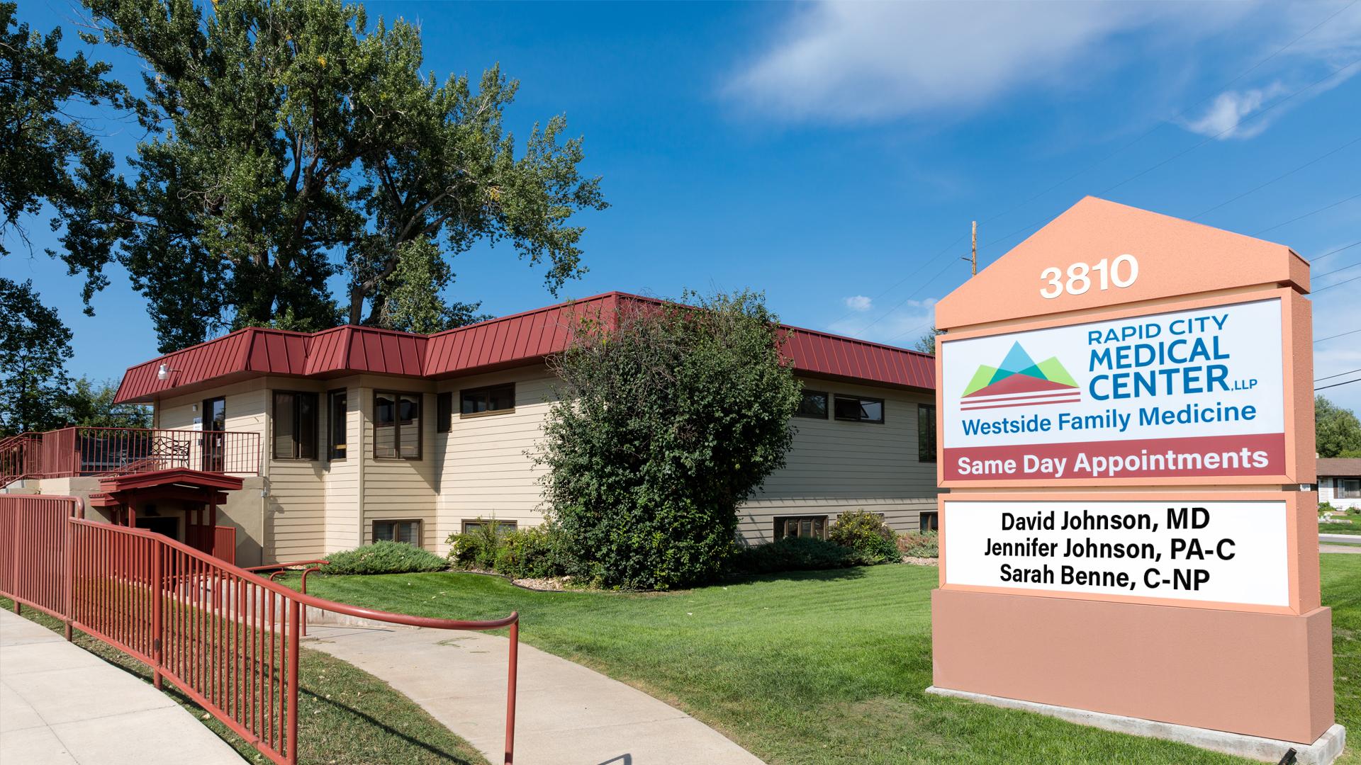Rapid City Medical Center Westside