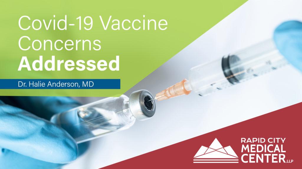 Dr. Halie Anderson Addresses Covid-19 Vaccine