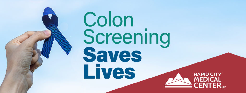 Rapid City Medical Center's Team of Board-Certified Gastroenterologists Remind Community of Colon Cancer Awareness and the Importance of Preventive Screening