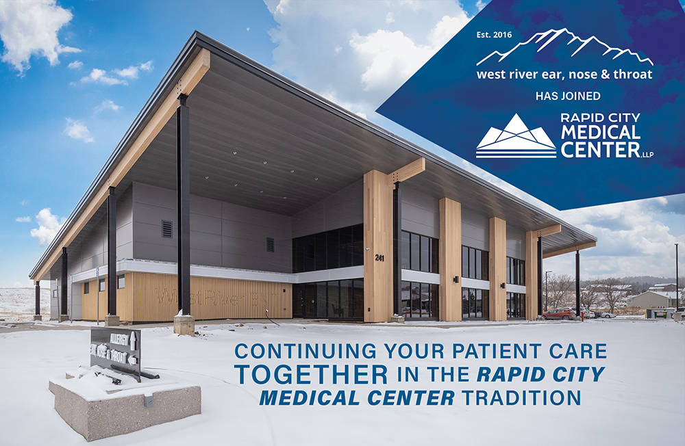 West River ENT joins Rapid City Medical Center